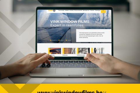 Nieuwe website - Vink Window Films