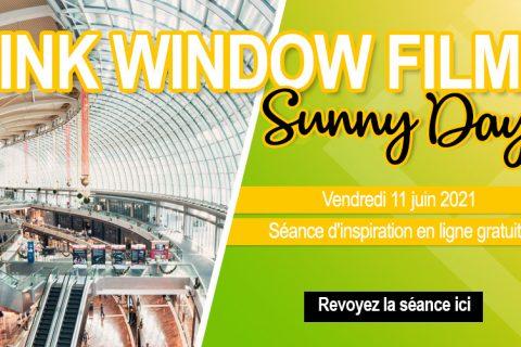 Vink Sunny Days - header mailing - regarder session - fr